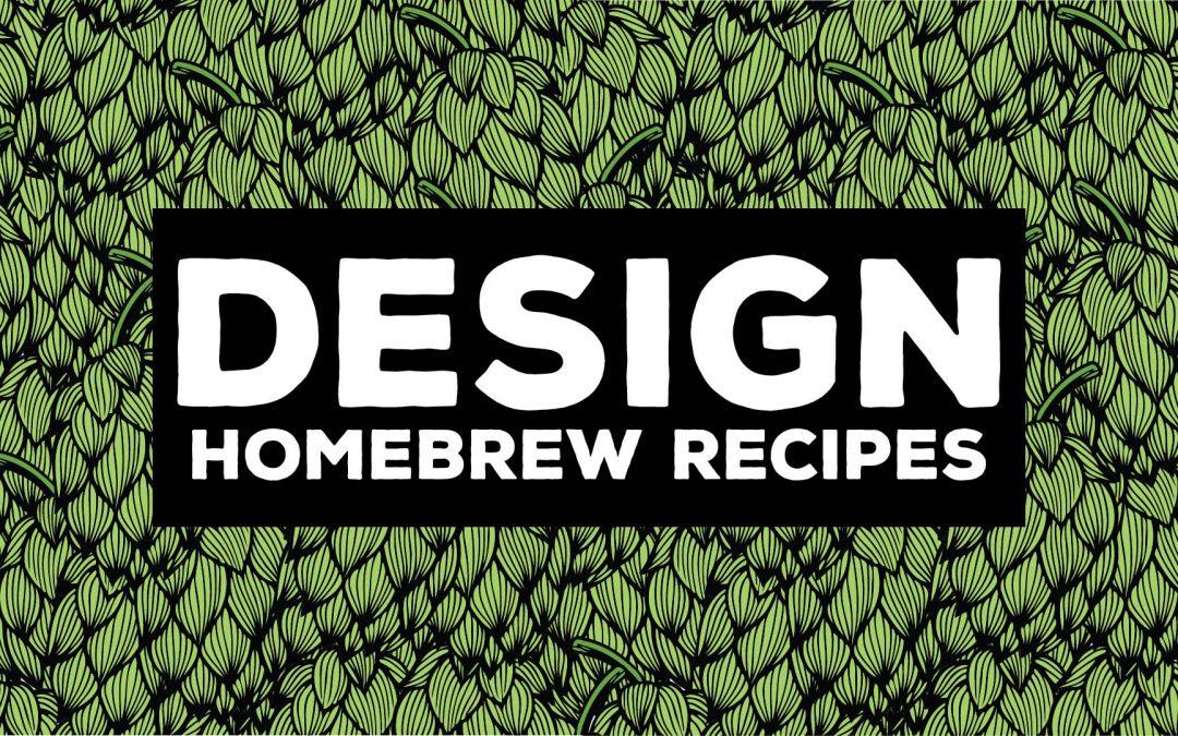 DESIGN: Homebrew Recipe Kits